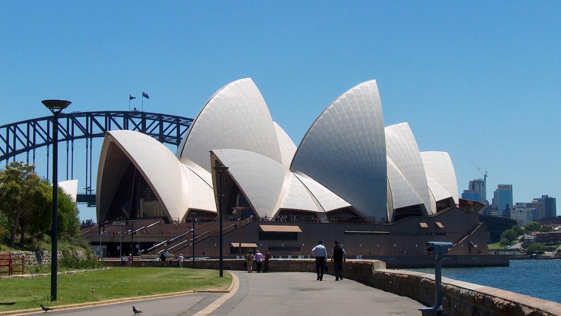 Sydney Opera House - ein Traum