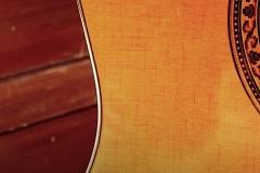 Detail Gitarre (Studium der klassischen Gitarre)