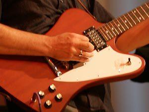 Uli Sobotta Detail E-Gitarre